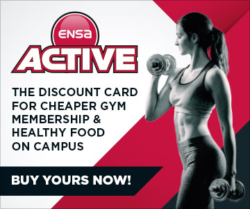 Get great discounts on healthy living with ENSA Ac