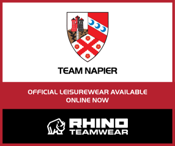 Rhino Teamwear - Official kit supplier to Team Nap