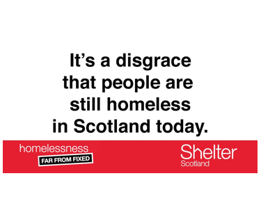 Shelter Scotland volunteering opportunities