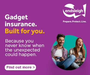 Endsleigh Gadget Insurance - Built For You