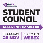 Student Council - Referendum Special