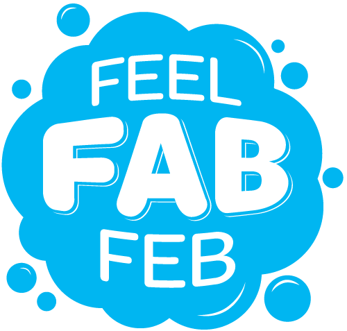 Feel Fab Feb - Sunday 3