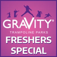Gravity Trampoline Park - Freshers Special