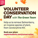 Volunteer Conservation Day