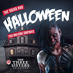 Halloween - Full Building Takeover