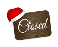 ENSA will be closed for the holidays