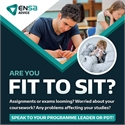'Fit to Sit' - Know the Regulations