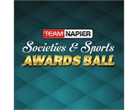 Team Napier Award Winners Announced