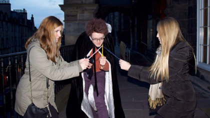 Harry Potter Walking Tour
