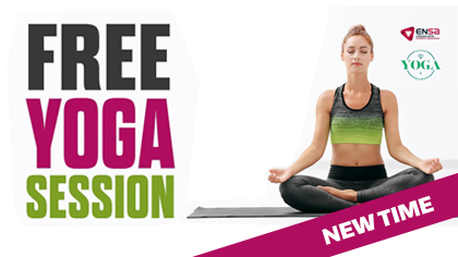 Get Up & Move: Yoga Session