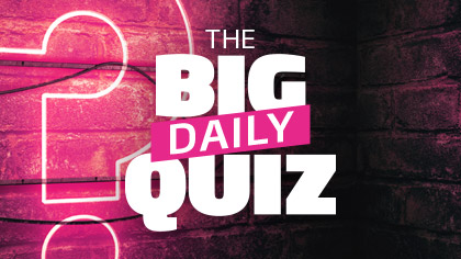 The BIG Quiz of Everything