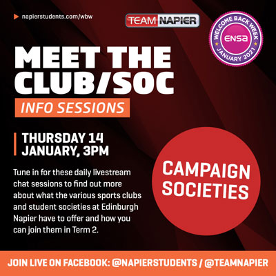 Meet the Campaign Societies